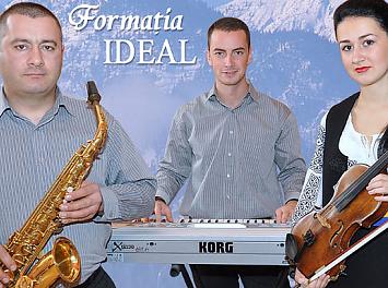 Formatia Ideal Servicii Sonorizare Dj Si Formatii Nunta Brasov