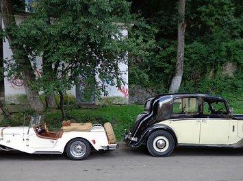 Masini de epoca Nunta Brasov