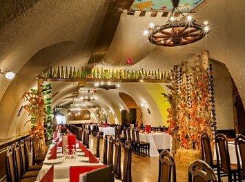 Restaurant Cerbul Carpatin Nunta Brasov