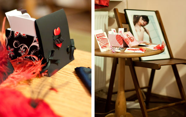 Invitatii handmade Povesti de primavara Brasov